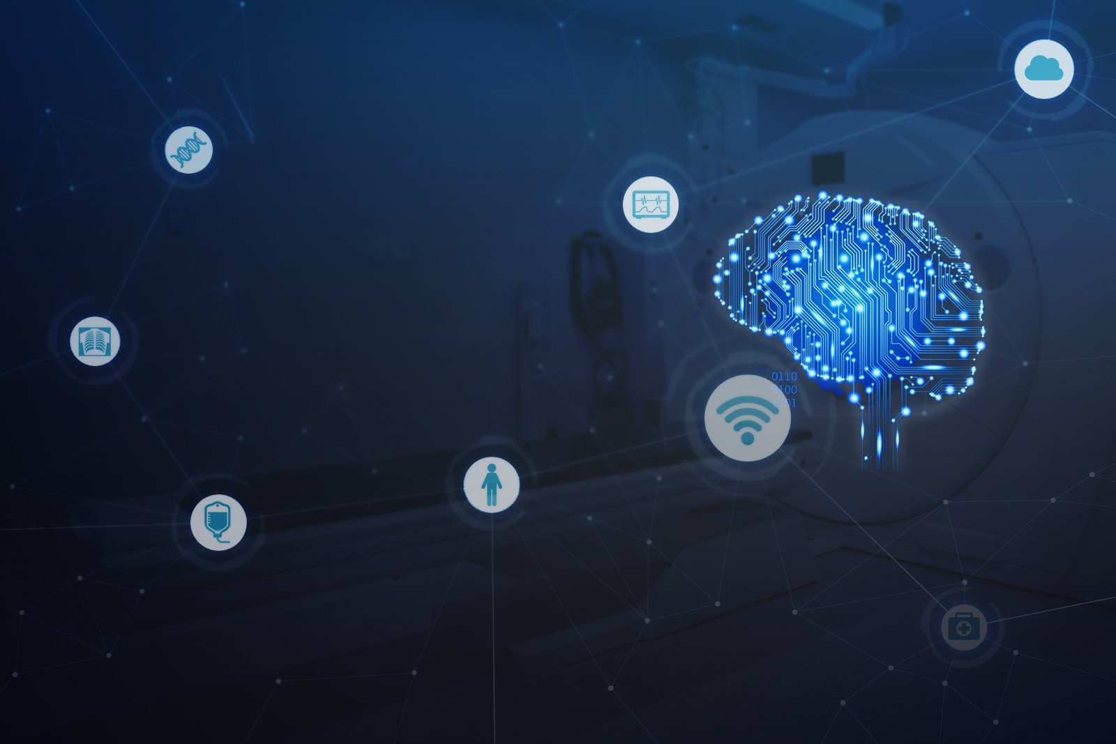 Deep learning & AI services banner