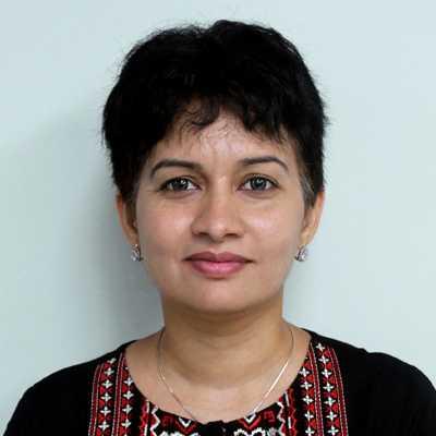 Dr. Jayadeepa